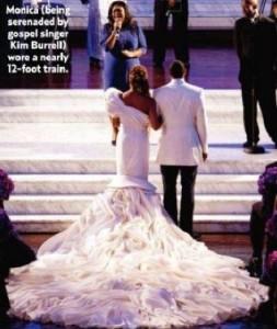 Monica's Wedding Dress & Wedding Photos   LisaYahfe.com