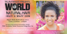 world natural hair show apr 2012