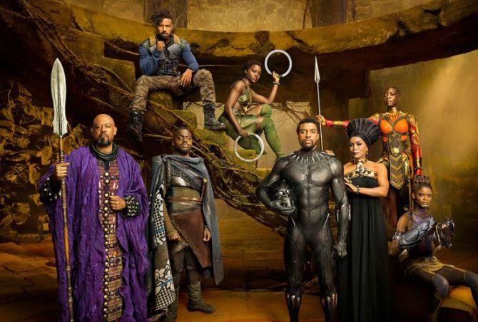 LeBron Black Panther